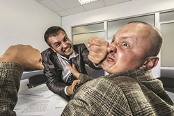 Violence, bullying & harassment in the workplace: more than a slap in the face