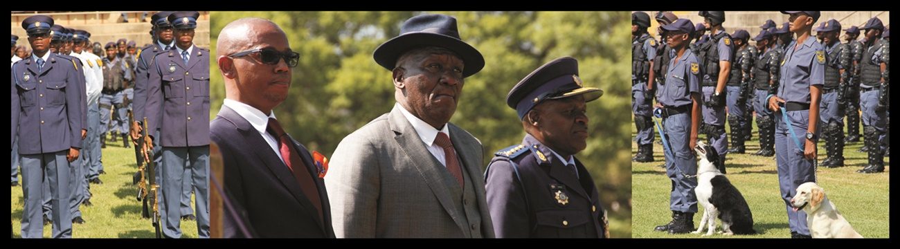 The SAPS held a special parade to welcome back Mr Bheki Cele as the Minister for Police. He had previously been the National Commissioner of the SAPS. Refer to article published on pp 44-45 of Servamus: April 2018.